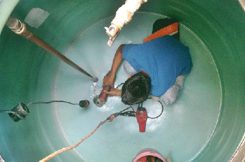 شركة تنظيف وغسيل خزانات بالدمام